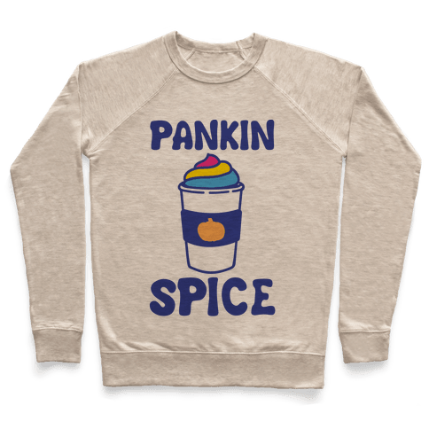 Pankin Spice Parody Pullover