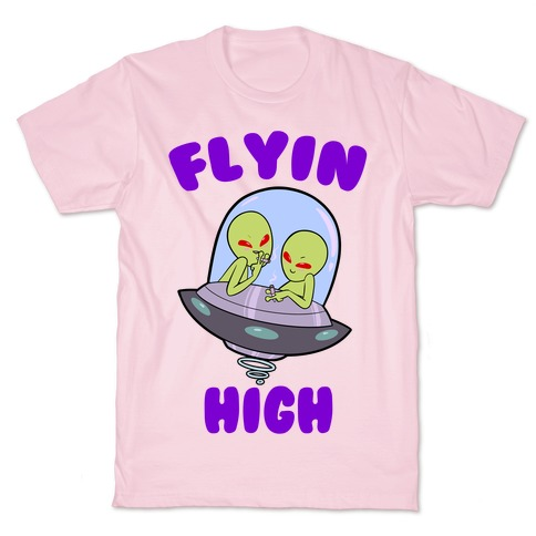 Flyin' High T-Shirt