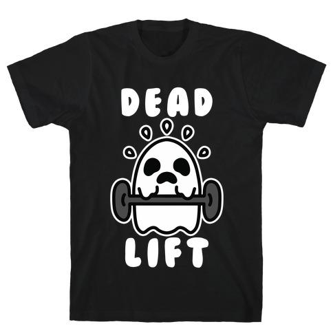 Dead Lift (Ghost) Mens/Unisex T-Shirt