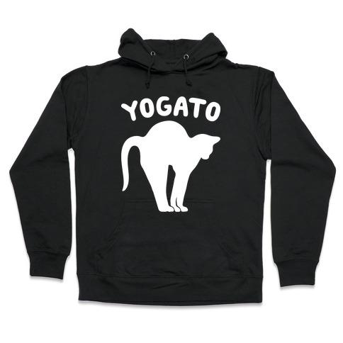 Yogato Hooded Sweatshirt