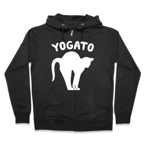 Yogato Zip Hoodie