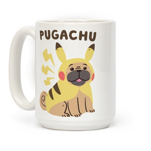 Pugachu Coffee Mug