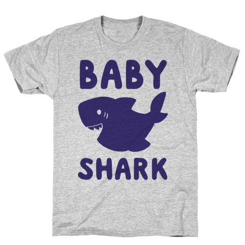 Baby Shark (1 of 5 set) T-Shirt