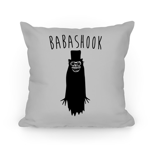 Babashook Parody Pillow
