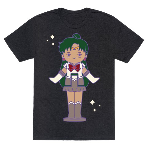 Sailor Pluto Pocket Parody T-Shirt