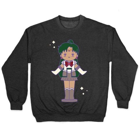 Sailor Pluto Pocket Parody Pullover