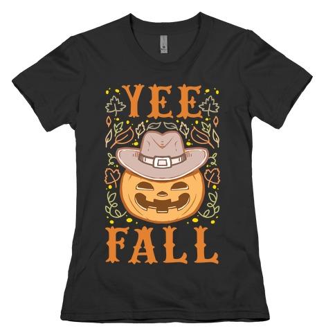 Yee Fall Womens T-Shirt