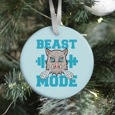Beast Mode Inosuke Ornament