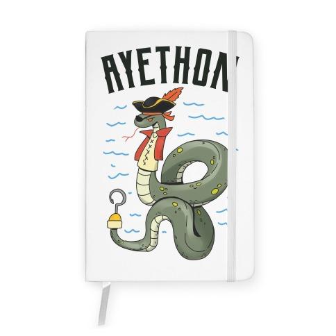 Ayethon Notebook