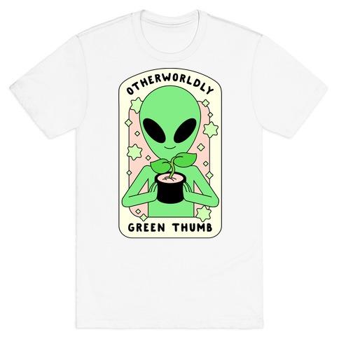 Otherworldly Green Thumb T-Shirt