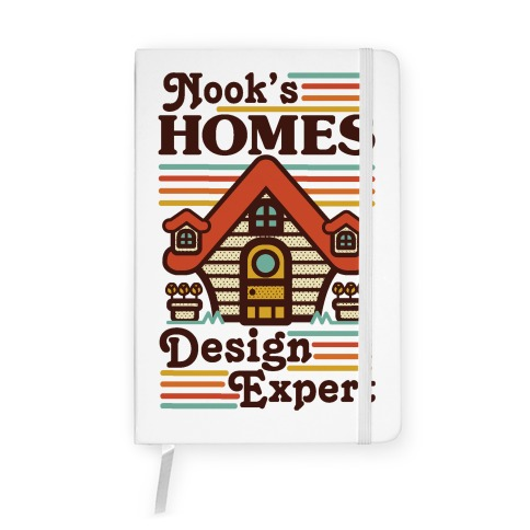 Nook's Homes Design Expert Notebook