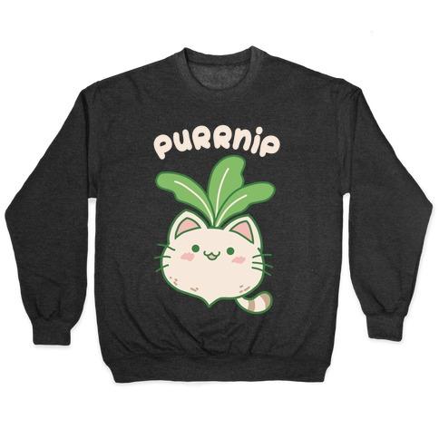 Purrnip Pullover