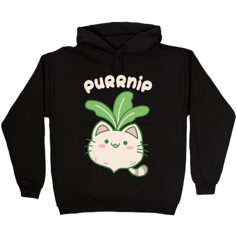 Purrnip Hooded Sweatshirt