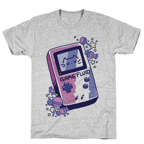 Game Fluid T-Shirt