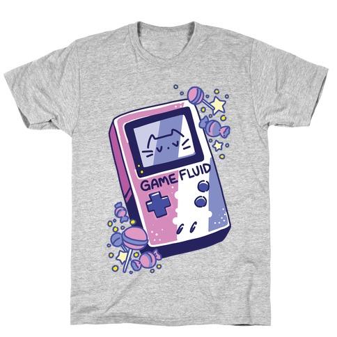 Game Fluid T-Shirt