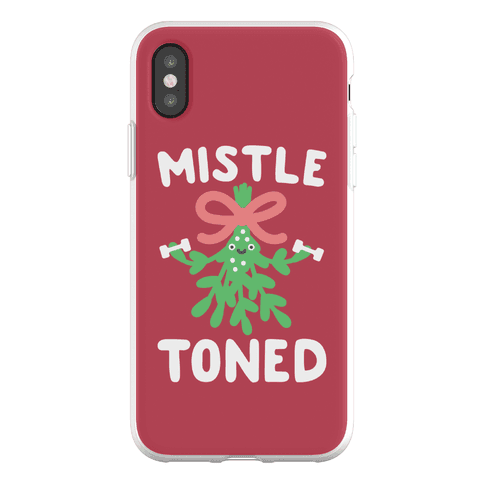 MistleTONED Phone Flexi-Case