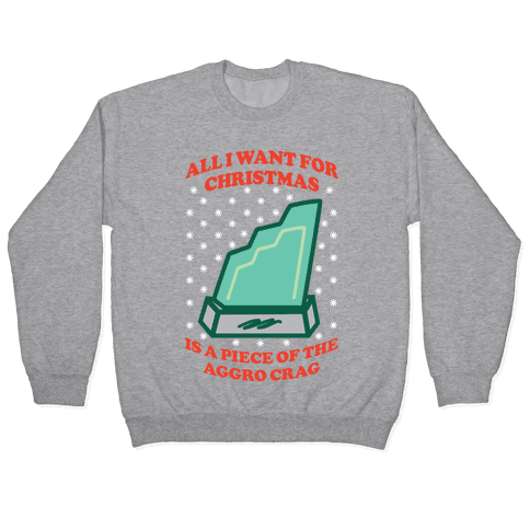 Aggro Crag Christmas Pullover