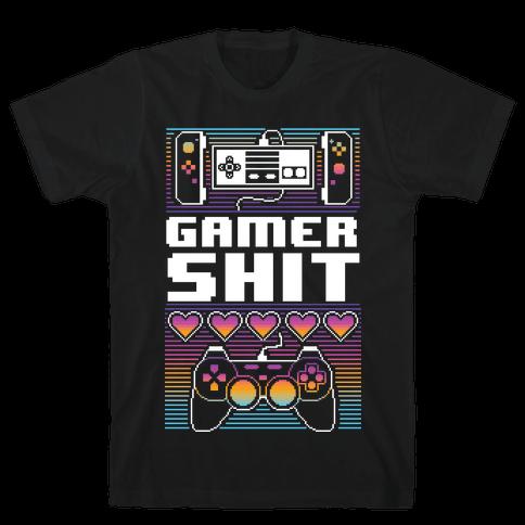 Gamer Shit Mens/Unisex T-Shirt