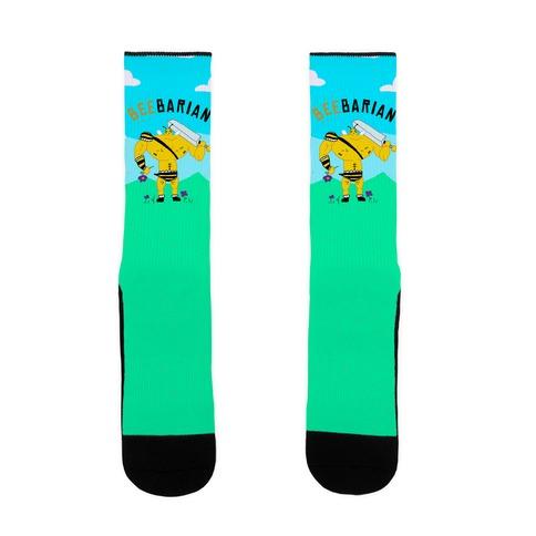 Beebarian Sock