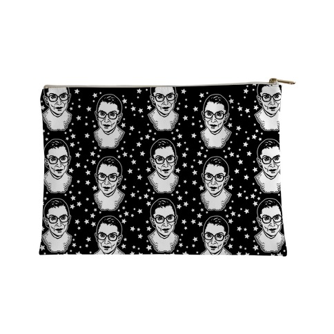 Ruth Bader Ginsburg Accessory Bag