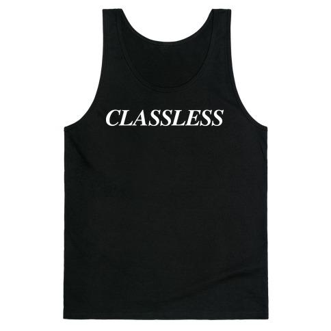 Classless Tank Top