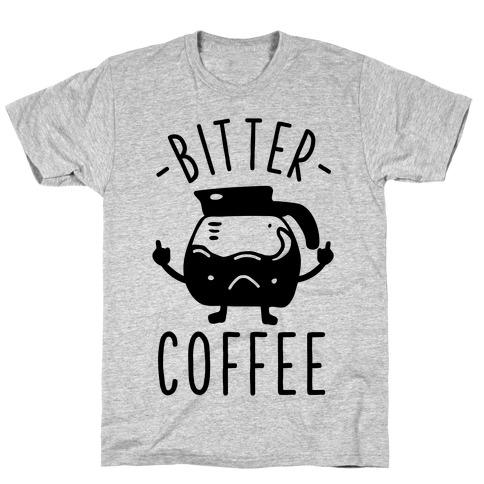 Bitter coffee Mens T-Shirt
