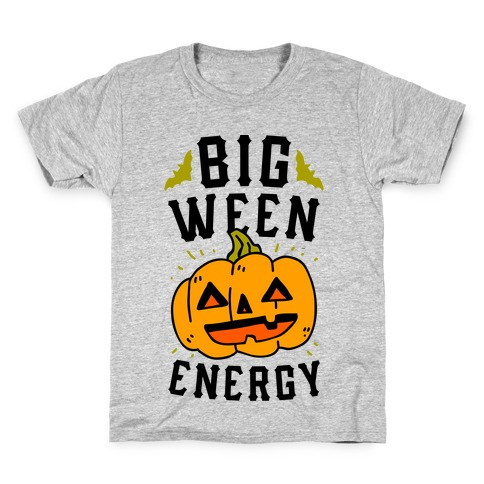Big Ween Energy Kids T-Shirt