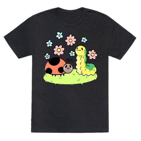Cute Buggy Friends T-Shirt
