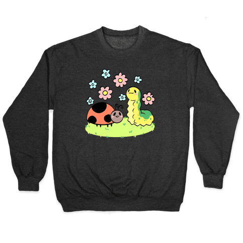 Cute Buggy Friends Pullover