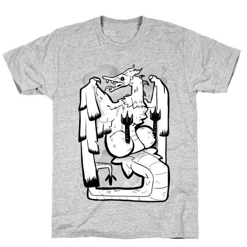 HONKTOBER: Dragoose T-Shirt