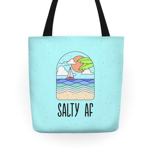 Salty AF Tote