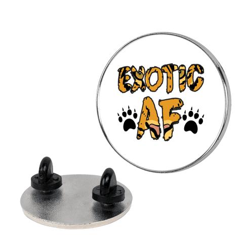 Exotic AF Pin