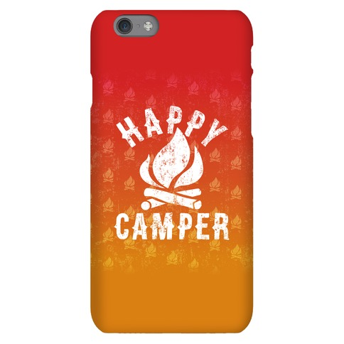 Happy Camper Phone Case