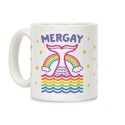 MerGAY Coffee Mug