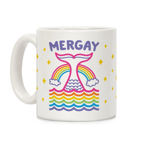 MerGAY Coffee Mug