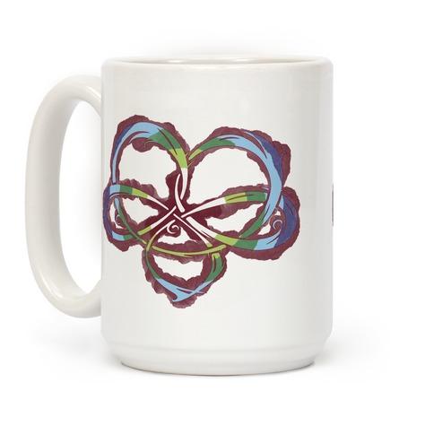 Polyamory Knot Coffee Mug