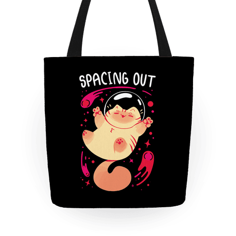 Spacing Out Tote