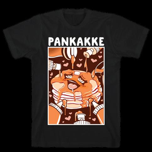 Pankakke Mens/Unisex T-Shirt