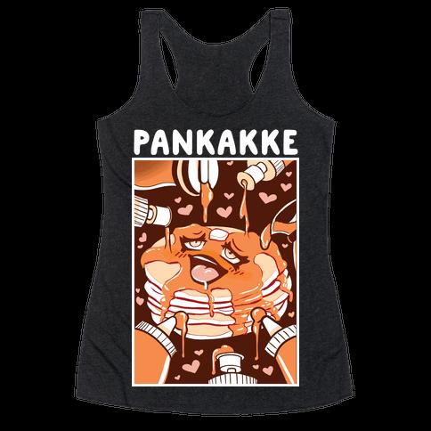 Pankakke Racerback Tank Top