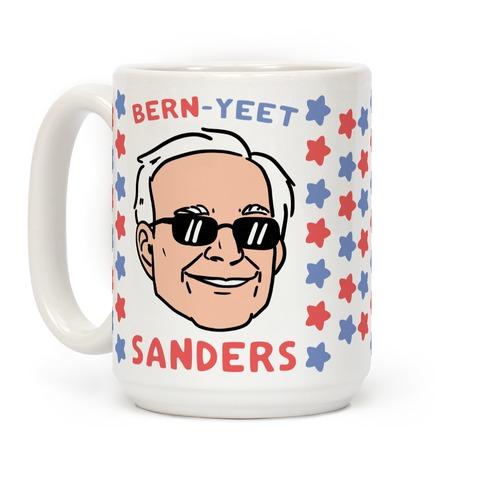 Bern-YEET Sanders Coffee Mug