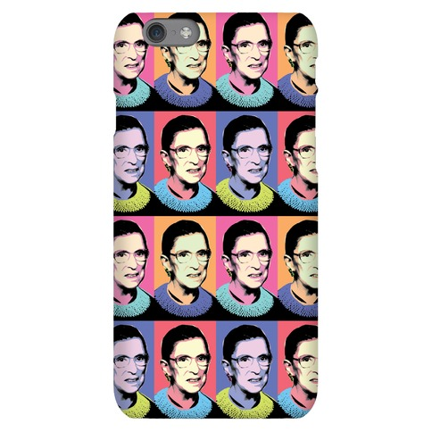 RBG Pop Art Phone Case
