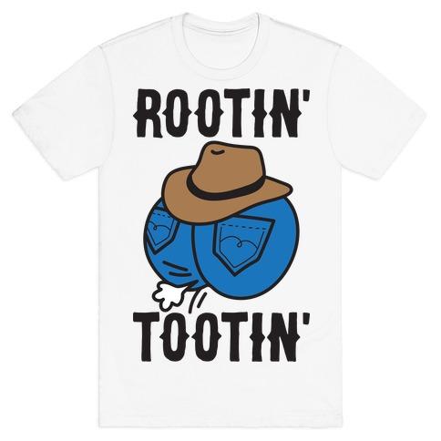 Rootin' Tootin' Cowboy Butt T-Shirt