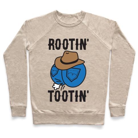 Rootin' Tootin' Cowboy Butt Pullover