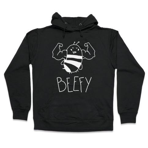 Beefy Hooded Sweatshirt