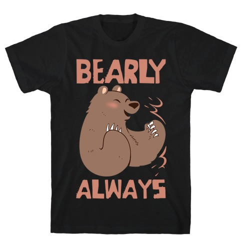 Bearly Apart, Always Together (Left) T-Shirt