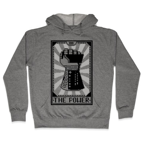 The Power Card Hooded Sweatshirt