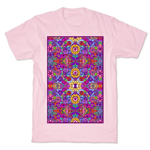 The Flowers Have Eyes T-Shirt