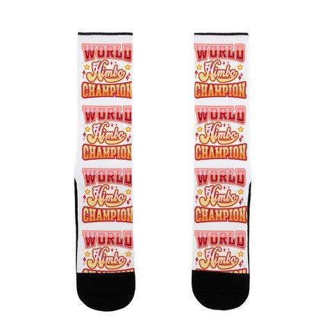 Himbo World Champion Sock
