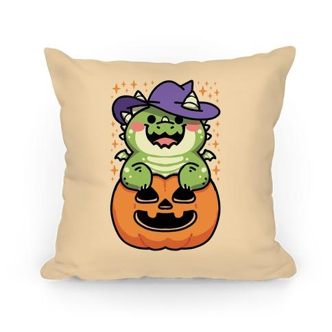 Cute Halloween Dragon Pillow
