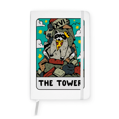 The Garbage Tower Tarot Notebook